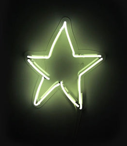 Neon Star Yellow