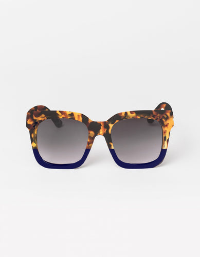 Gwyneth Tort Navy Sunglasses