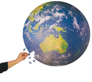 Planet Earth Jigsaw Puzzle