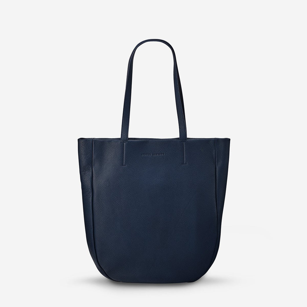 Appointed Bag - Navy Blue