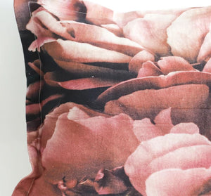 Petals Linen Pillowcase Set