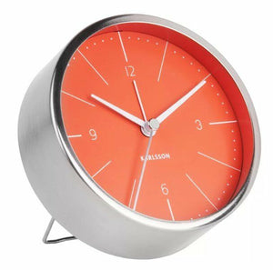 Normann Alarm Clock orange
