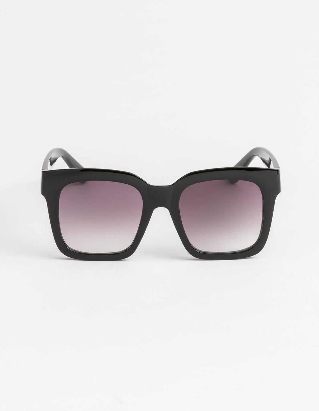 Gwyneth Black Sunglasses
