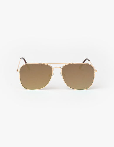 Innes Gold Sunglasses