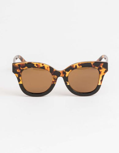 Isla Black/Tort Sunglasses