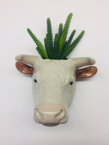 Hereford Wall Vase / Planter