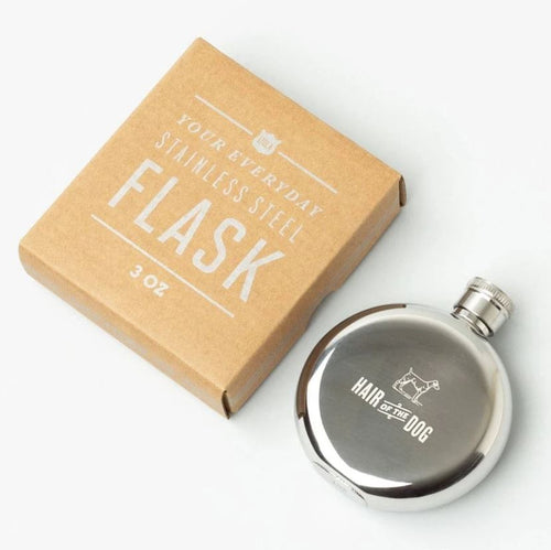 Hair Of The Dog Flask 3oz