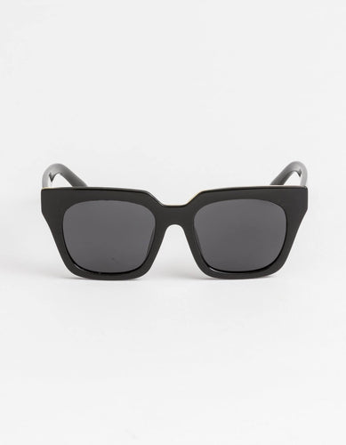 Phoebe Black Sunglasses