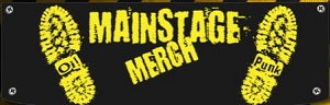 Mainstage Merch - New Website