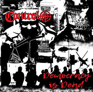 Control - Democracy Is Dead - CD