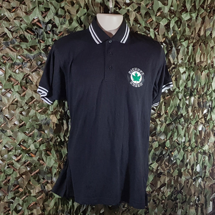 Bishops Green - Men's Embroidered Polo Shirt