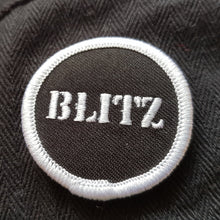 Blitz - Flatcap - with Embroidered Patch