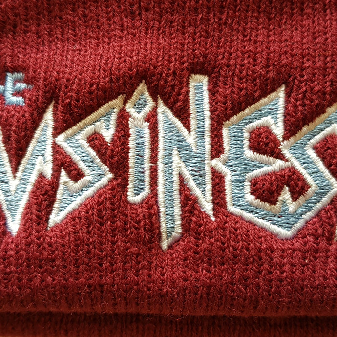 The Business - Embroidered Beanie