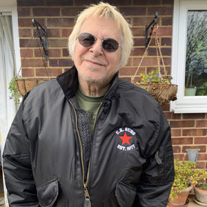 UK Subs - 1977 - MA-2 Flight Jacket