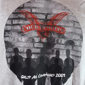 Cock Sparrer - Guilty As Charged - Men's T-Shirt