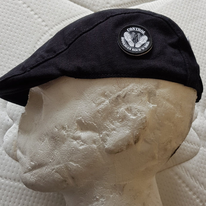 Control -  Flat cap with embroidered patch