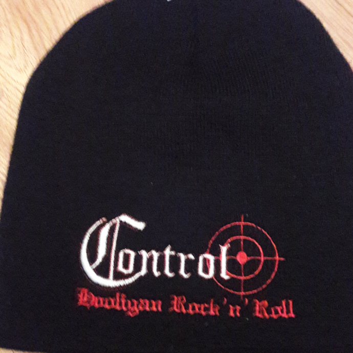 Control - Embroidered Beanie