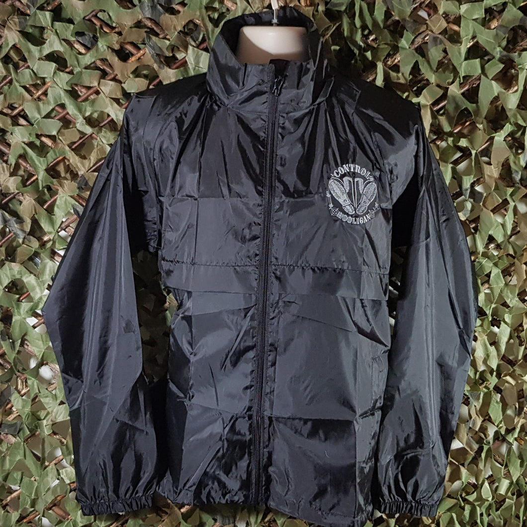 Control -  Rain Jacket with Embroidery