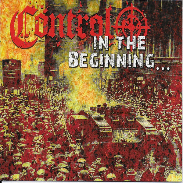 Control - In The Beginning- CD