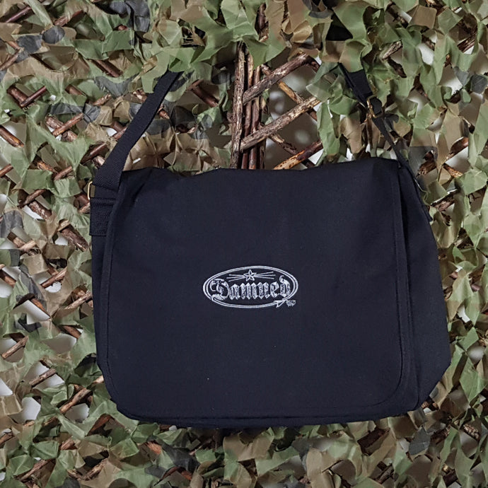 The Damned - Canvas Messenger Bag
