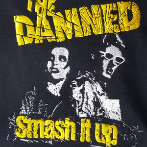The Damned - Hoodie w/ Front & Back Embroidery