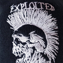 The Exploited - Skull Beanie