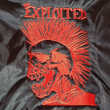 The Exploited  - Embroidered - MA-2 Flight Jacket