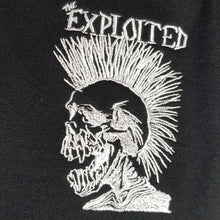 The Exploited - Hoodie with Front & Back Embroidery