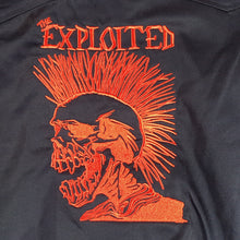 The Exploited - Harrington Jacket - embroidered front and back
