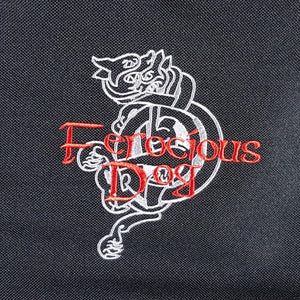 Ferocious Dog- Retro Flight Bag