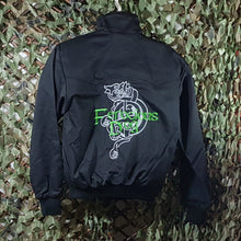 Ferocious Dog - Harrington Jacket w/ Front & Back Embroidery