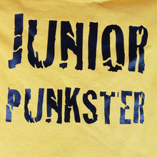 Junior Punkster - Kids Yellow Tee