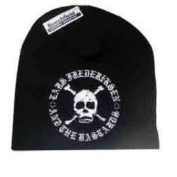 Lars Frederiksen & The Bastards - Classic Skull Embroidered Beanie
