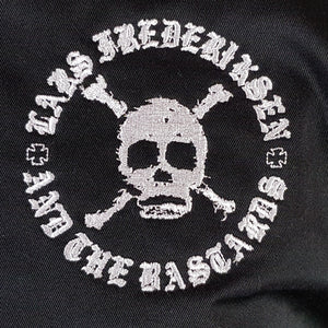 Lars Frederiksen & The Bastards - Harrington Jacket with Front/Back Embroidery