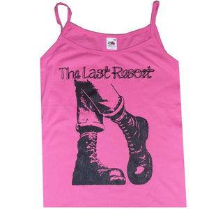 Last Resort - Ladies - Strap-top