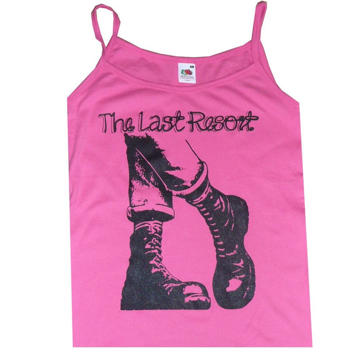 Last Resort - Ladies Strap-top
