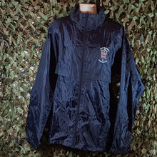 The Last Resort -  Rain Jacket with Embroidery