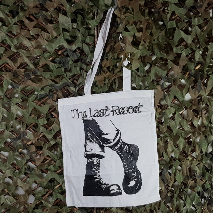 The Last Resort - Tote Bag