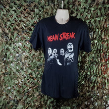 Mean Streak - Men's Black T-Shirt