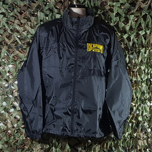 The Old Firm Casuals - Rain Jackets/Wind Cheaters With Band Embroidery
