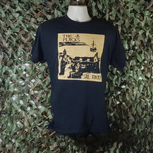 The Placks - Sail Away - Black T-Shirt