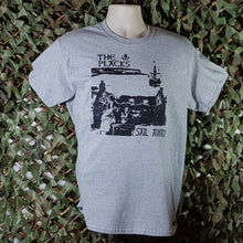 The Placks - Sail Away - Grey T-Shirt