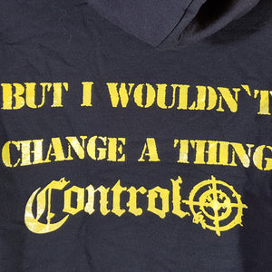 Control - Punk Rock Ruined My Life - Men's Hoodie