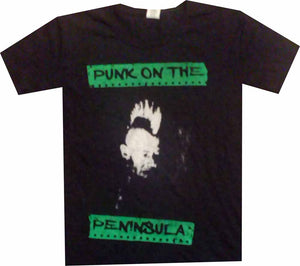 Punk On The Peninsula 1 - Ladies T-shirt