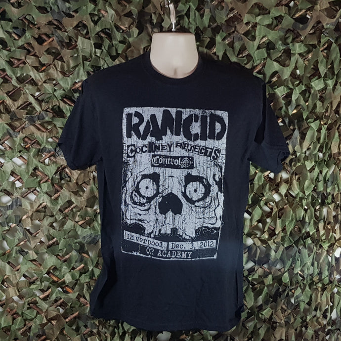Rancid - 2012 Tour T-Shirt