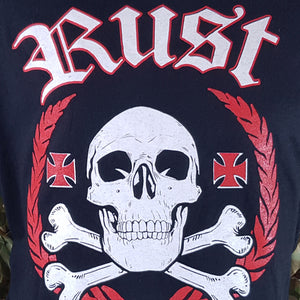 RUST - Men's Black Tour T-Shirt