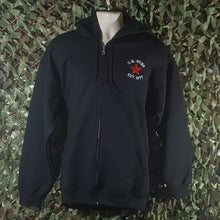 UK Subs - 1977 - Zip Hoodie w/ front embroidery