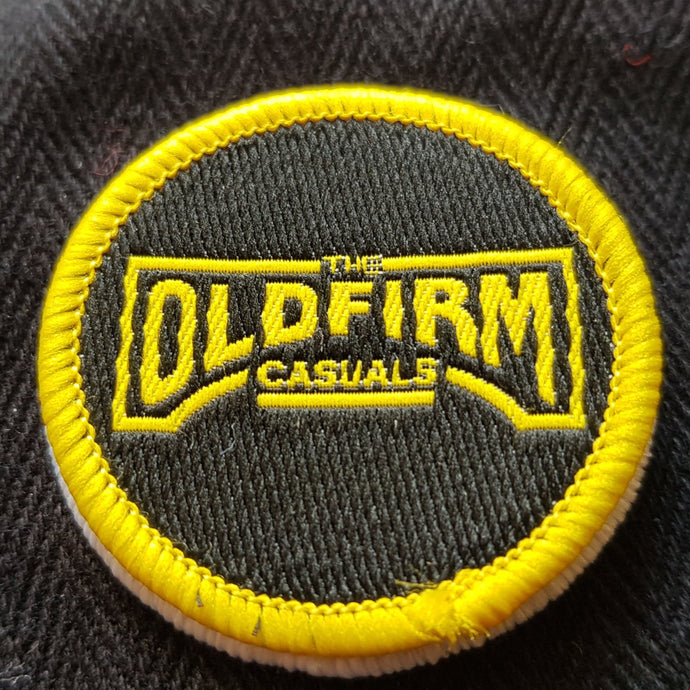 The Old Firm Casuals - Flatcap with embroidered patch