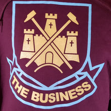 The Business - Hammers - Hoodie