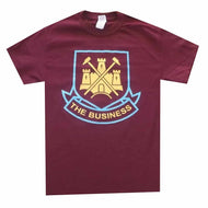 The Business - 'Hammers' Men's T-Shirt